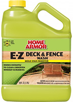 Deck & Fence Wash
