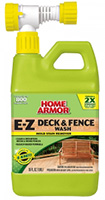 E-Z Deck & Fence Wash Hose End