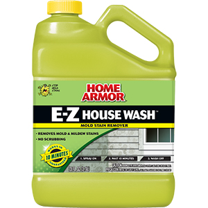 Home armor e z house wash gallon for E home products