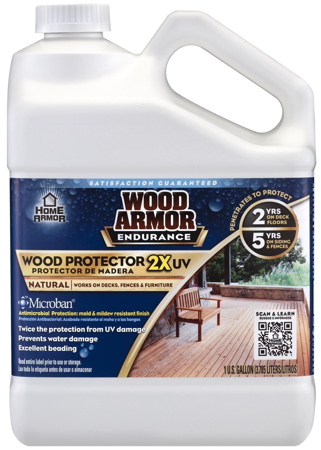 Home Armor Home Armor Deck Cleaning Coating