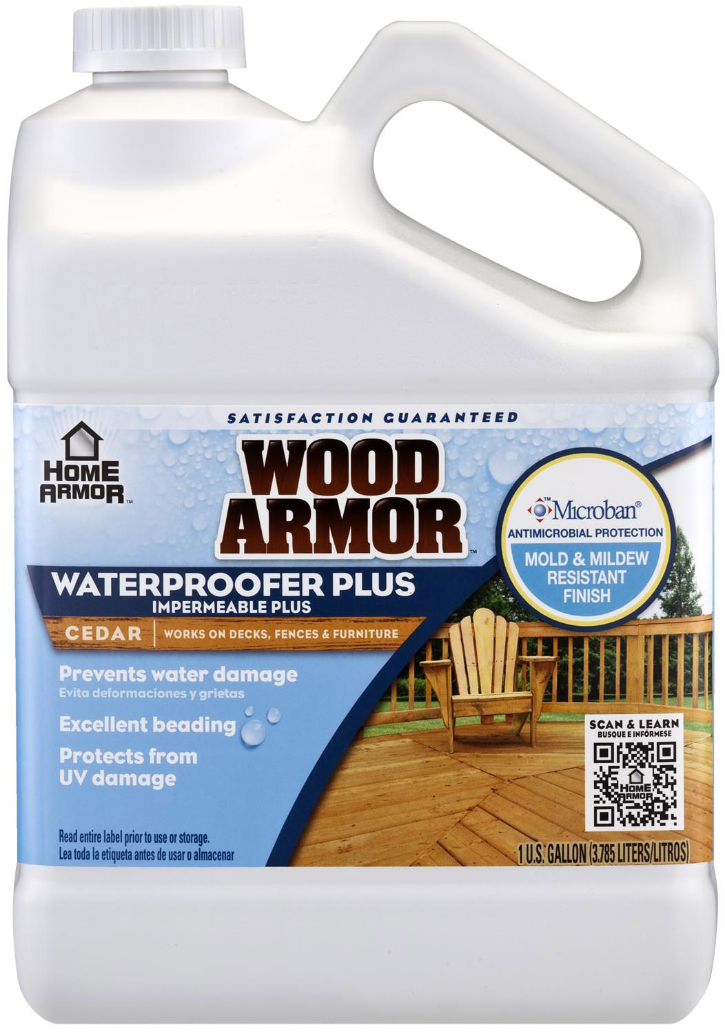 Home armor wood armor waterproofer plus discontinued for Sustainable home products