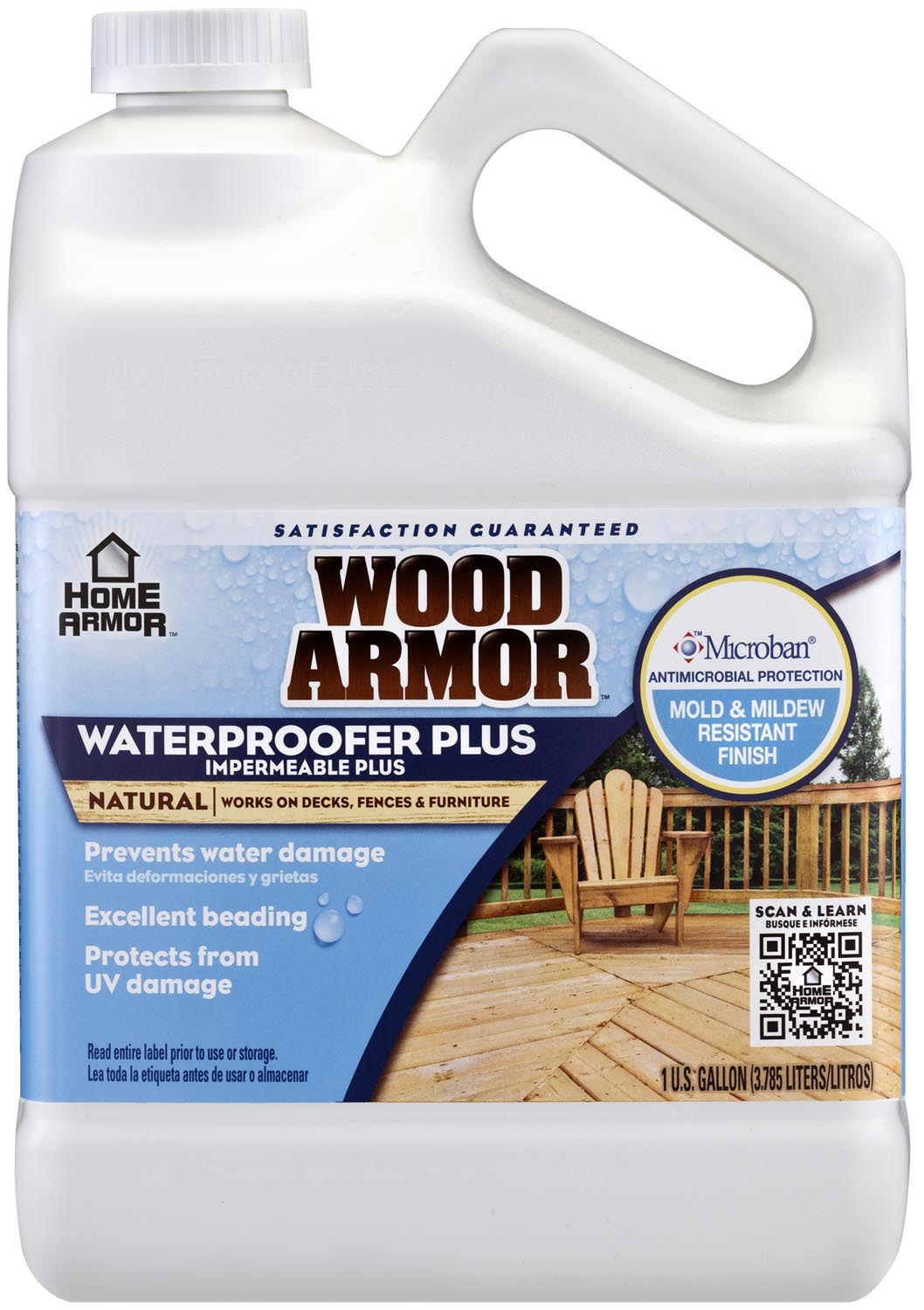 Home Armor Wood Armor 174 Waterproofer Plus Discontinued