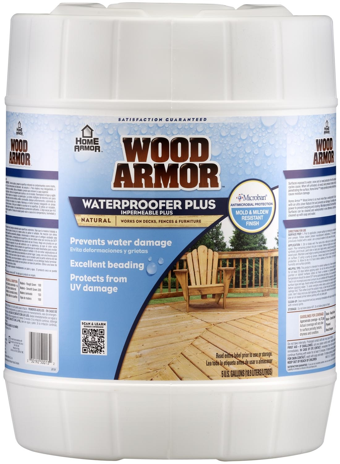 Home Armor Wood Armor Waterproofer Plus Discontinued